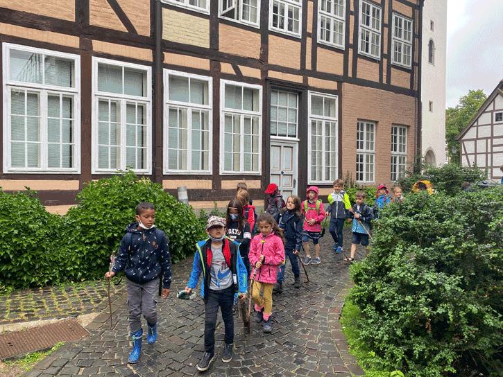 Fotogalerie Pilgern 2021